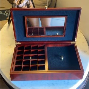 For Your Ease Only Jewelry Box